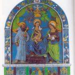 Cerámica de la iglesia de los Capuchinos, en Camerino