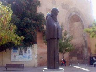 Monumento a Fray Leopoldo. Granada
