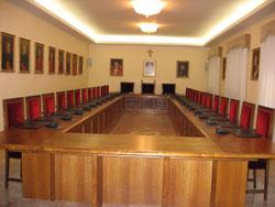 Congregación de las Causas de los Santos: Sala de Congresos