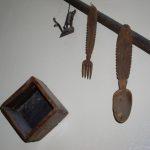 Rincones y cosas típicas de Alpandeire