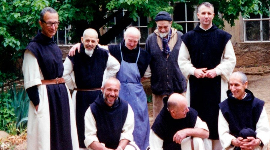 Mártires Tibhirine de Argel