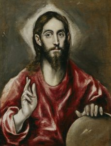 El Salvador. El Greco