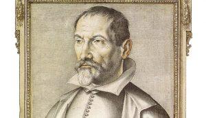 Retrato de Juan Martínez Montañés
