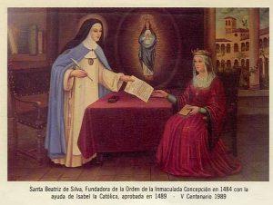 Beatriz de Silva