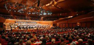 Auditorium Santa Cecilia. Roma