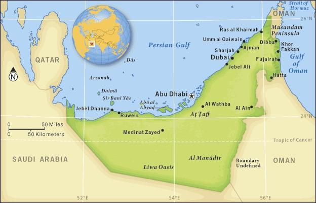 Por primera vez un Papa visitará los Emiratos Árabes