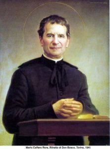 San Juan Bosco. Mario Caffaro. Turín, 1941