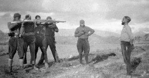 El martirio a los curas en la España de 1937
