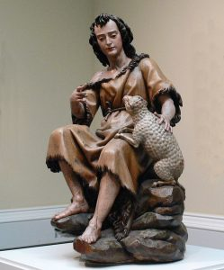 San Juan Bautista. Juan Martínez Montañés, h. 1637. Dallas Museum