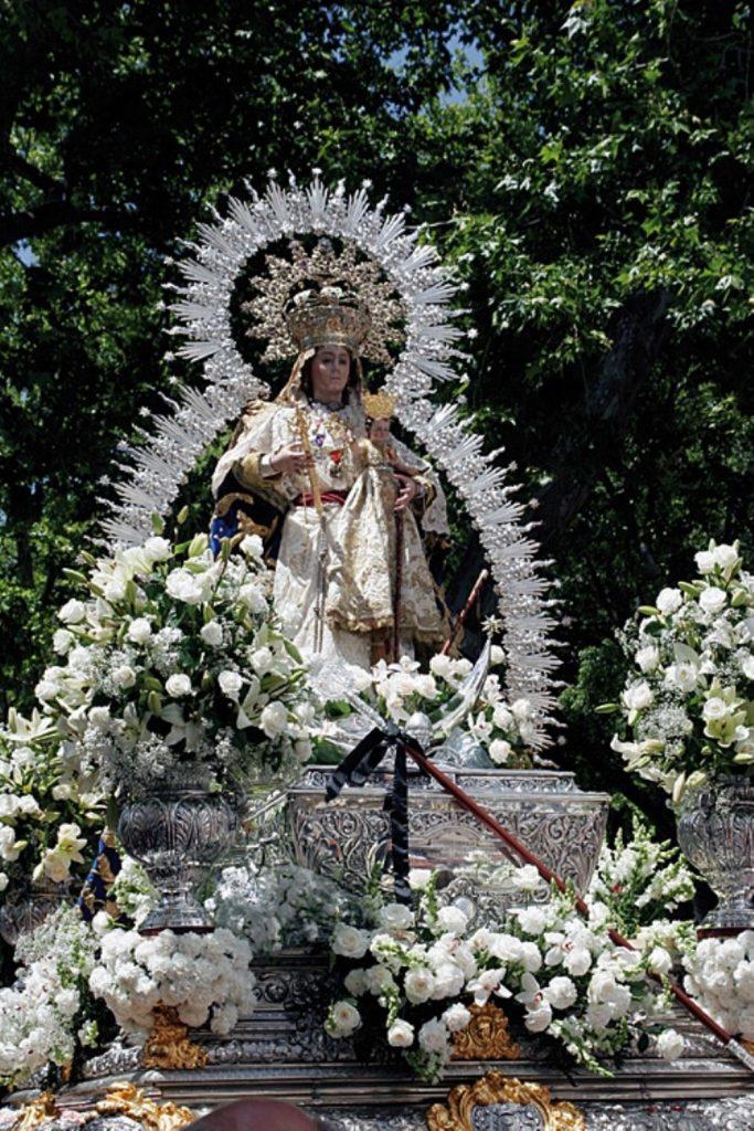 Nuestra Señora de la Paz, patrona de Ronda