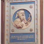 Mateo de Bascio. Escayola de Luigi Girolamo, 1915