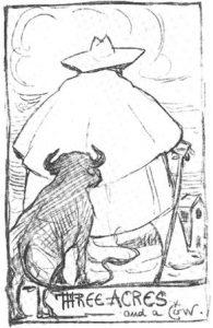 Chesterton, su propio auto retrato
