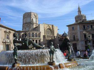 Catedral de Santa María de Valencia, donde se custodia el cáliz