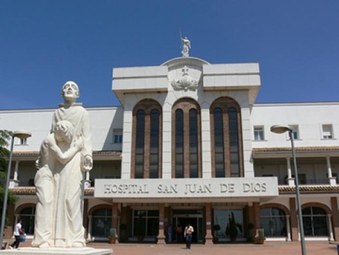 Hospital de San Juan de Dios en Córdoba