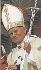 Luego Juan Pablo II