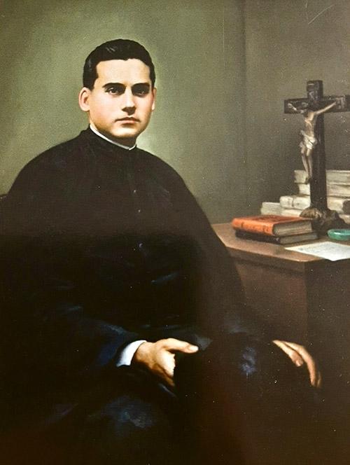 El sacerdote valenciano Enrique Boix, víctima de la persecución