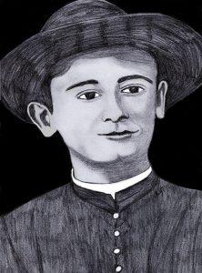 Retrato de Rolando Rivi