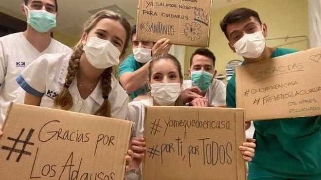 Los sanitarios españoles que luchan contra el coronavirus, Premio Princesa de Asturias de la Concordia