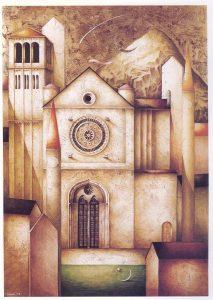 Basílica de S Frco. Tempera 1998, Paolo Grimaldi