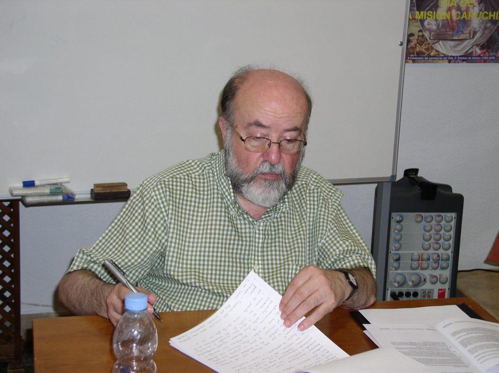 Conocer a Fray Leopoldo. Entrevista al P. Fernando Linares Fernández