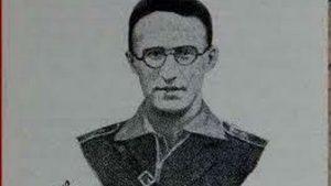 El capellán Fernando de Huidobro