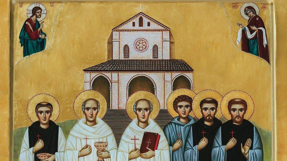 Mártires de Casamari
