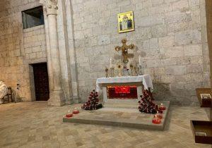 Mártires de Casamari. Reliquia