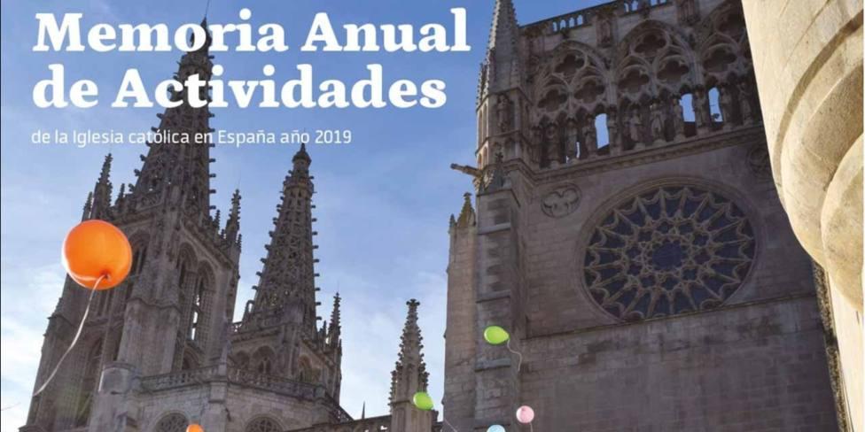 Memorial anual de las actividades de la Iglesia