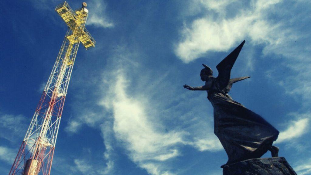 Cruz-torre de Radio Vaticana