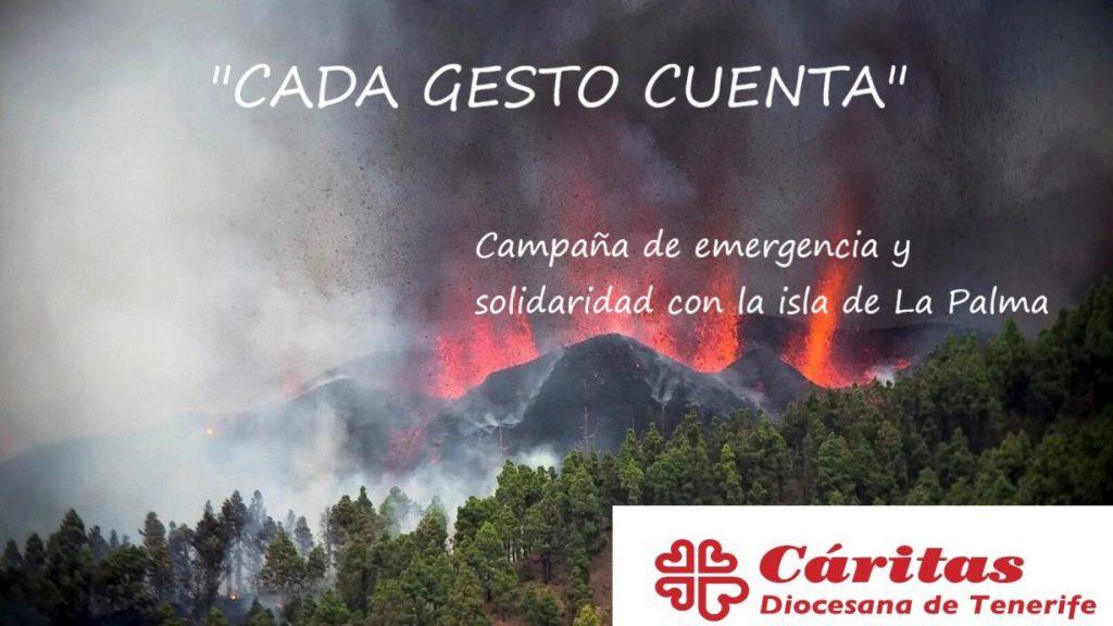 Víctimas del volcán en La Palma