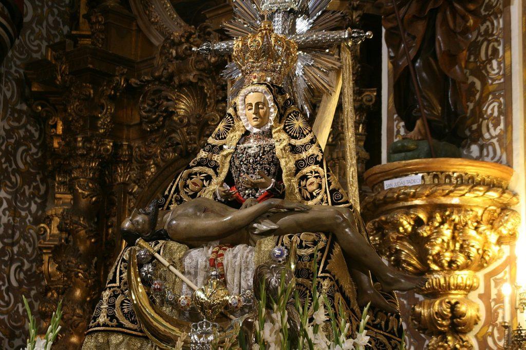 Virgen de las Angustias (Granada)