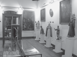 Vista general de la sala Fray Mamerto Esquiú